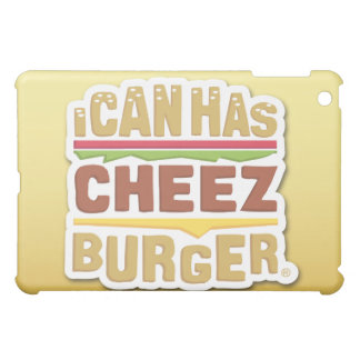 I Can Has Cheezburger (shadow) iPad Mini Case