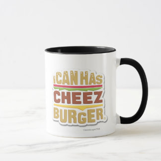 I Can Has Cheezburger (shadow) Mug