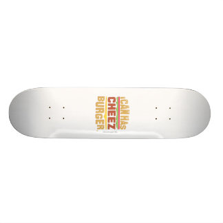 I Can Has Cheezburger Skateboard Deck