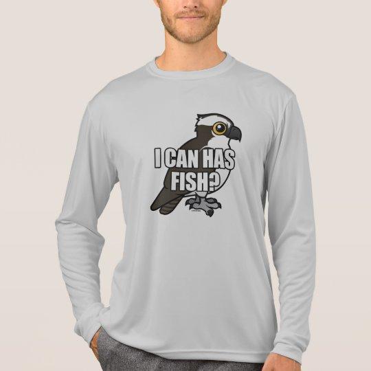 I Can Has Fish? T-Shirt