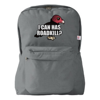 I Can Has Roadkill? Backpack
