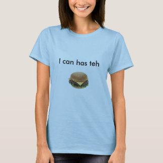 I can has teh cheeseburger T-Shirt