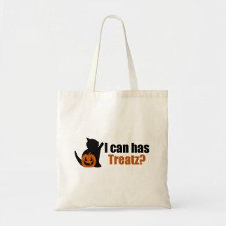 I can Has Treats Bag