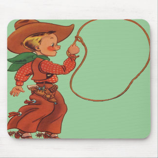 I Can Lasso Mousepads