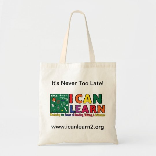 I Can Learn - It's Never Too Late