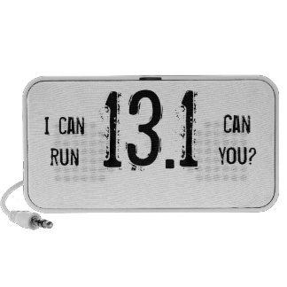I can run 13.1 -- Can you? Portable Speaker