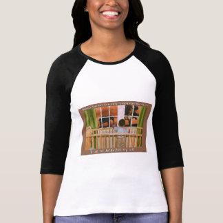 I can see Kenya from my crib! T-shirts