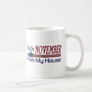 I Can See November From My House Mug