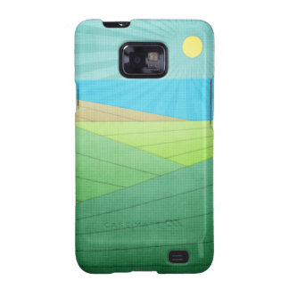 I Can See The Beach Galaxy S2 Case
