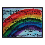 I Can Sing A Rainbow Print