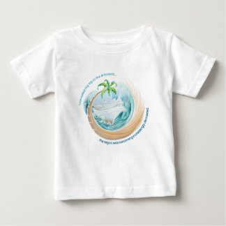 I cancelled my trip to the entropics baby T-Shirt
