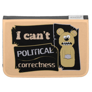 I can't bear political corectness kindle cover