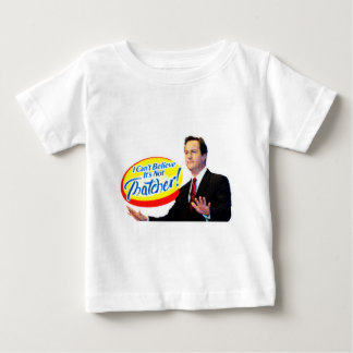 I Can't Believe It's Not Thatcher! Baby T-Shirt