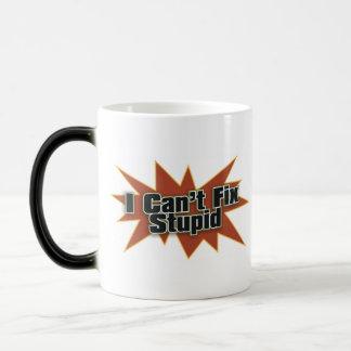 I Can't Fix Stupid Drinkwear Coffee Mug