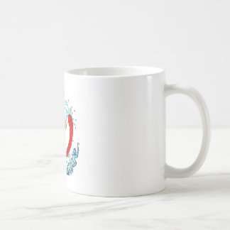 I Can't Hold My Licker Basic White Mug