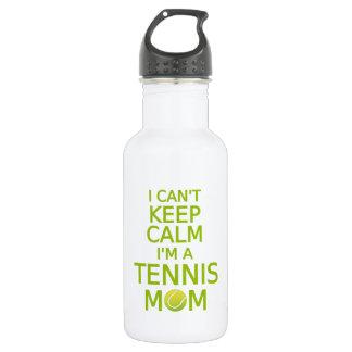 I can't keep calm, I am a tennis mom 532 Ml Water Bottle