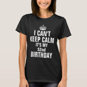 265f9ac28 Funny 52nd Birthday Gifts & Gift Ideas | Zazzle UK