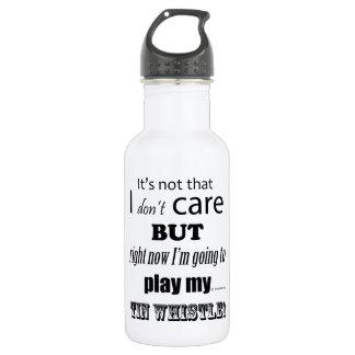 I Care Tin Whistle 532 Ml Water Bottle