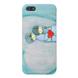i carry your heart (i carry it in my heart) iPhone 5/5S case