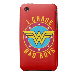 I Chase Bad Boys iPhone 3 Cover