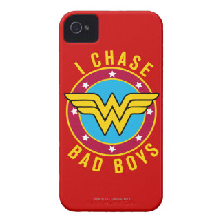 I Chase Bad Boys iPhone 4 Case