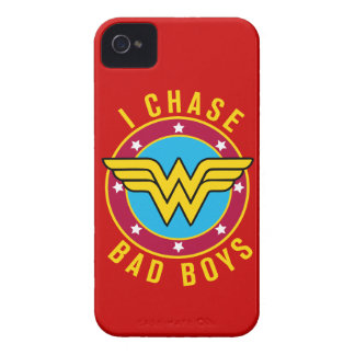 I Chase Bad Boys iPhone 4 Case-Mate Case