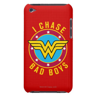 I Chase Bad Boys iPod Touch Case