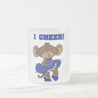 I Cheer Blue and White T-shirts and Gifts Coffee Mugs