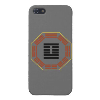 """I Ching Hexagram 41 Sun """"Decrease"""" Cases For iPhone 5"""