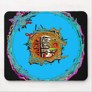 I Ching Water Mouse Pad