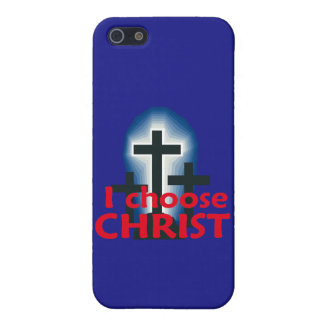 I Choose Christ Speck Case Case For The iPhone 5