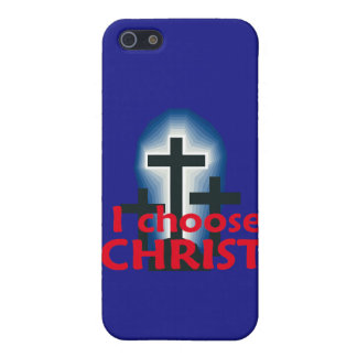 I Choose Christ Speck Case Cover For iPhone 5/5S