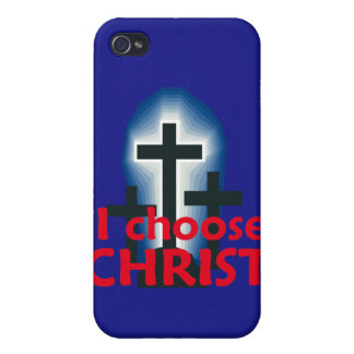 I Choose Christ Speck Case iPhone 4/4S Covers