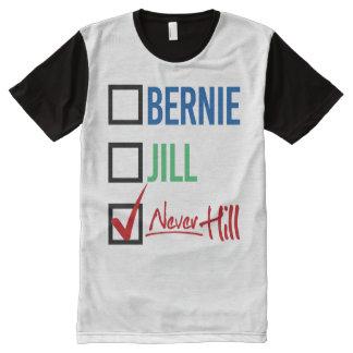 I Choose Never Hill - - Jill Stein 2016 - All-Over Print T-Shirt