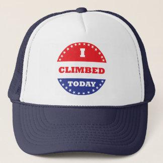 I Climbed Today Trucker Hat