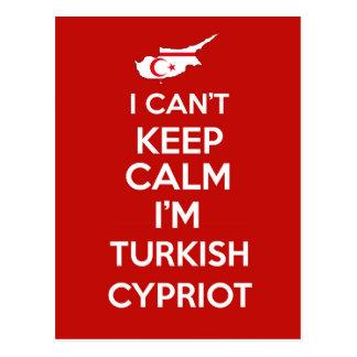 I Cnt Keep Calm Im Turkish Cypriot Postcard