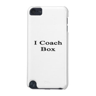 I Coach Box iPod Touch (5th Generation) Cover