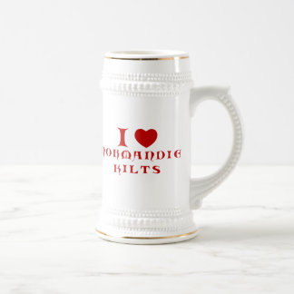 I COIL NK BEER STEINS