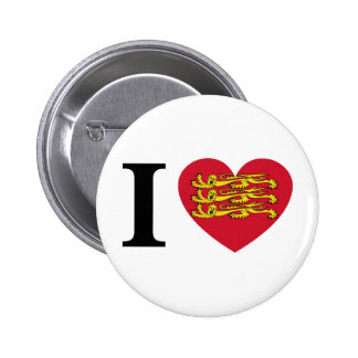 I Coil Normandy Pinback Button