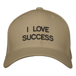 I COIL SUCCESS (Cap) Embroidered Hat