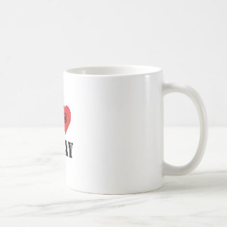 I coils D-Day Basic White Mug