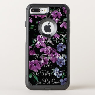 I Come To The Garden Alone OtterBox Commuter iPhone 8 Plus/7 Plus Case
