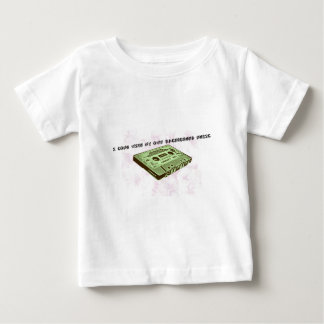 I come with my own background music baby T-Shirt