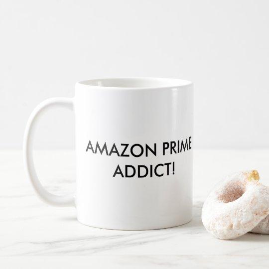 I CONFESS - AMAZON PRIME NOW ADDICT! COFFEE