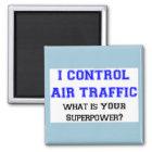 I control air traffic magnet