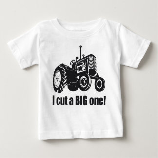 I Cut A Big One - Pride! Baby T-Shirt