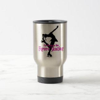 I d Rather Be Figure Skating Coffee Mug