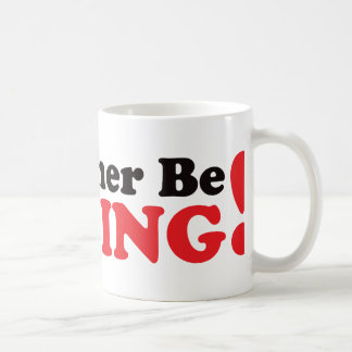 I d Rather be Fishing - Red Mug