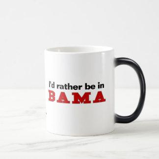 I d Rather Be In Bama Coffee Mug
