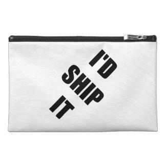 I d Ship It Travel Accessory Bags